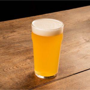 Bières bio locales chez Trattino