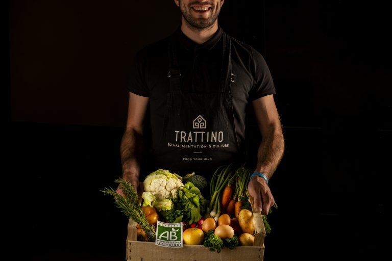 Click and collect chez Trattino