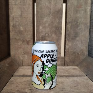 Limonade Pomme Gingembre OXFAM