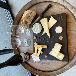 Planche de fromages solidaire